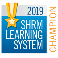 2018 SHRM Learning System Champion